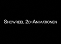 Showreel 2D-Animationen